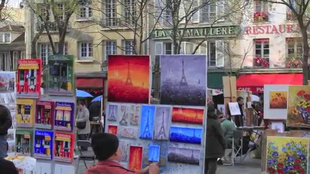 Bohemian & Artsy Paris:Explore Batignolles