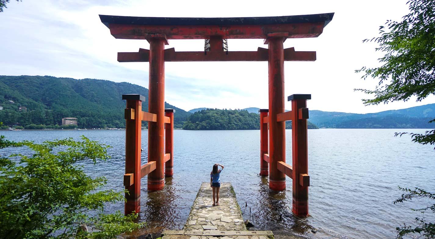 A Day Trip To Hakone