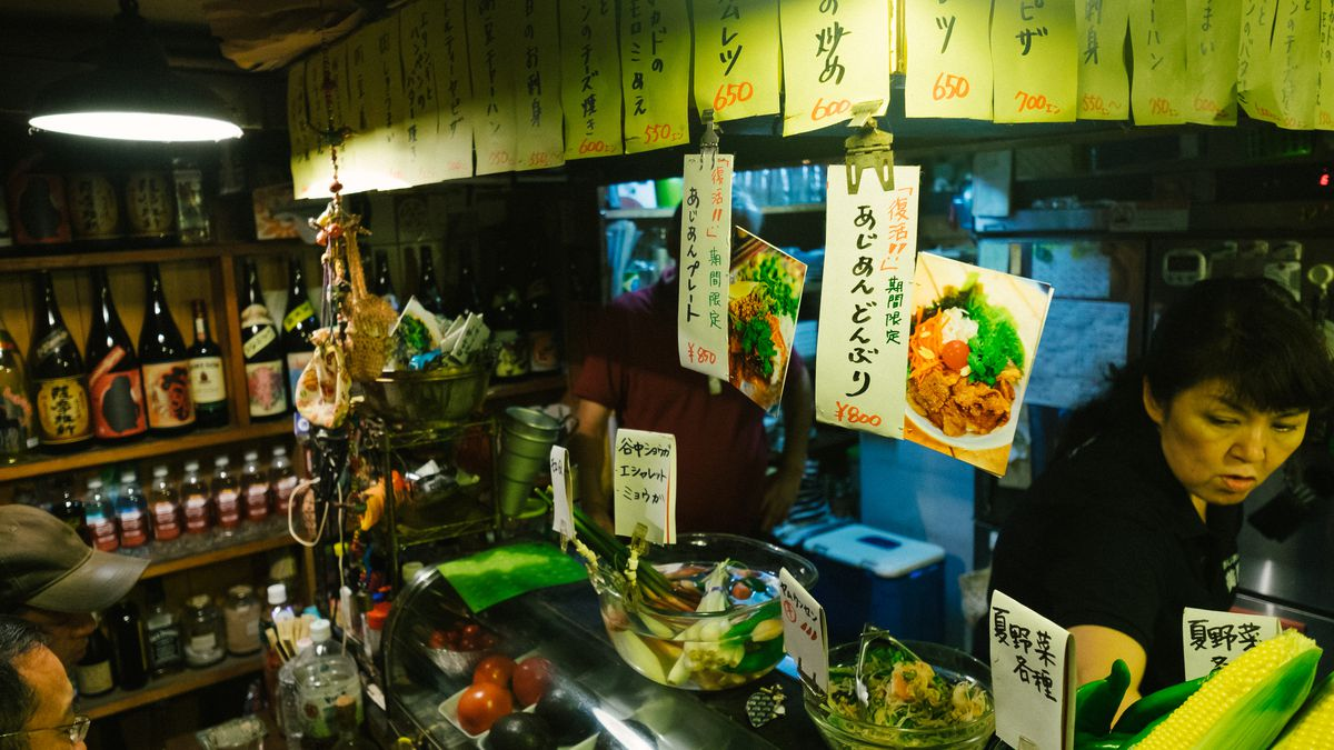 Eat & Drink Like A Local In Tokyo