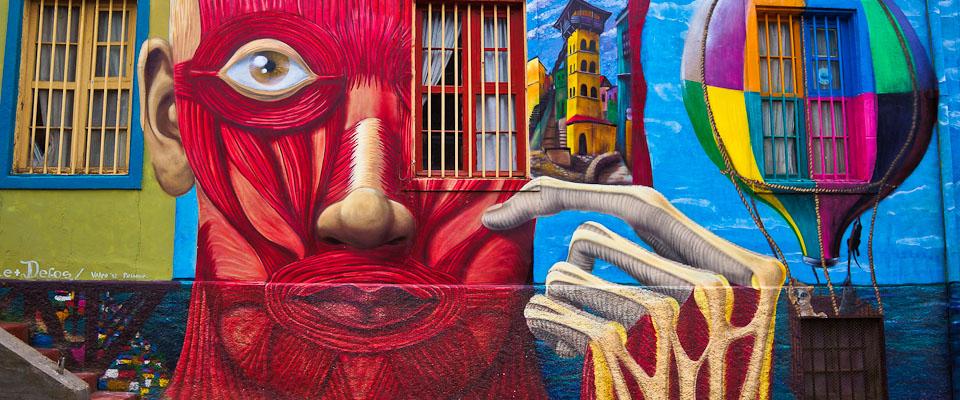 Street Art Experience:Hamburg