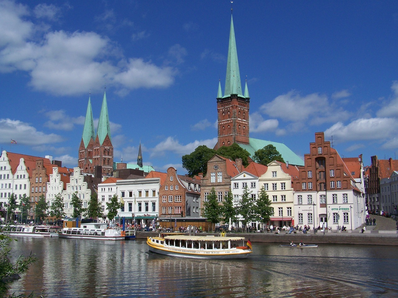Day Trip To Lubeck