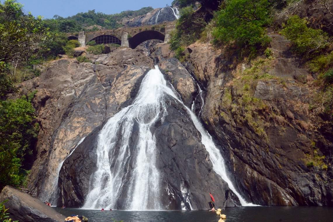 Dudhsagar Waterfalls & Spice Plantation Tour