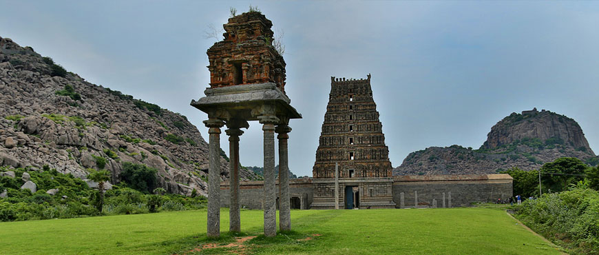 Day Trip To Gingee Fort From Pondicherry