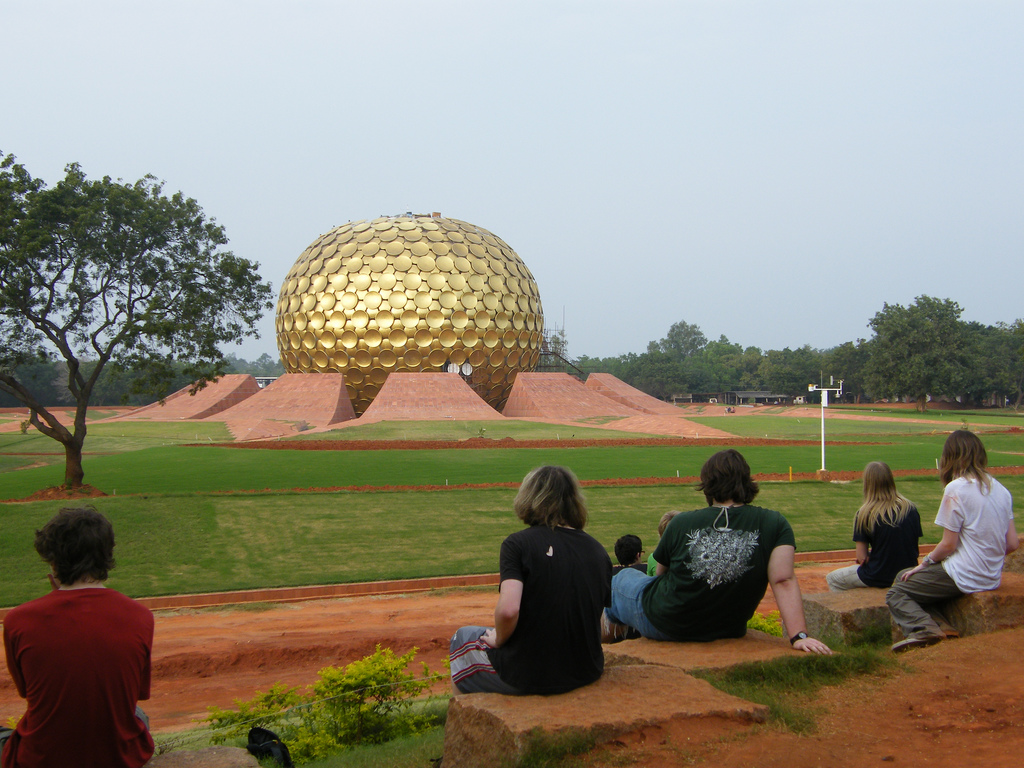 Private Full-Day Tour of Pondicherry & Auroville