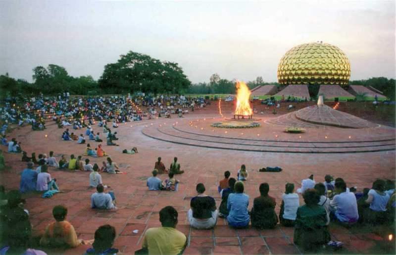 Private Full-Day Tour of Pondicherry & Auroville
