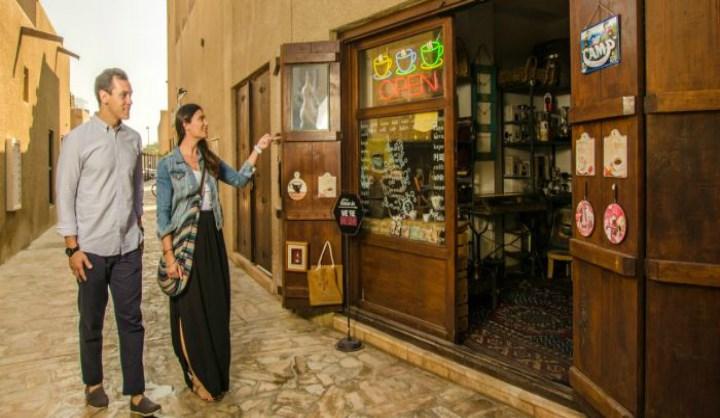 Old Dubai Walking Tour