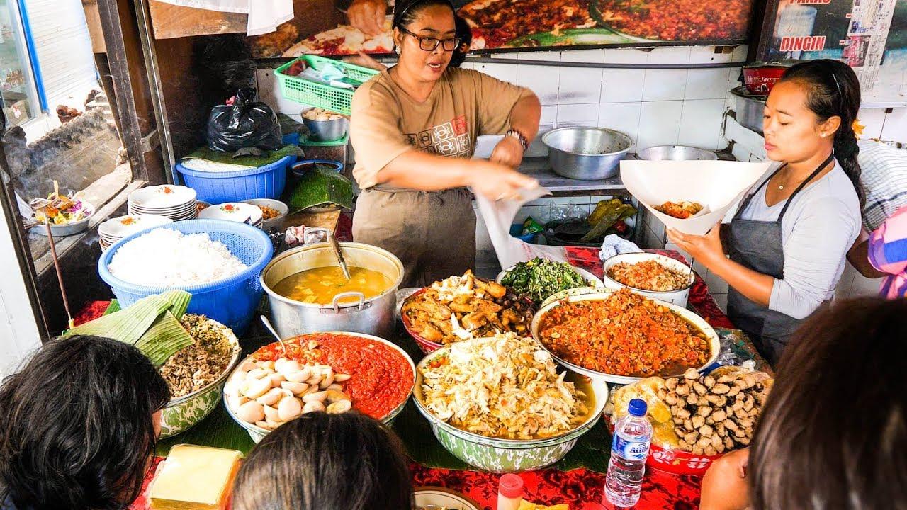 Bali Food Trail