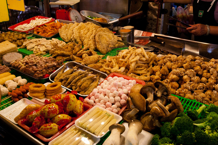 Singapore Street Food Delight