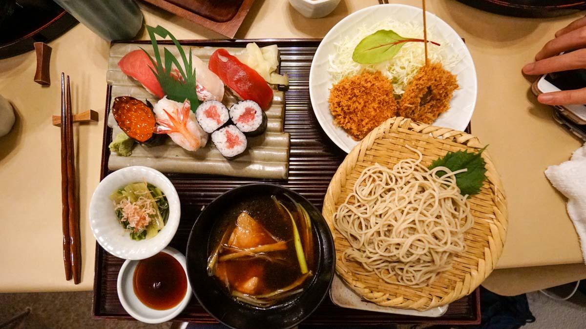 Tokyo Culinary Delight