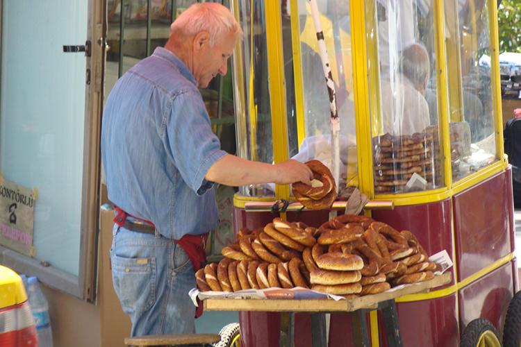 Istanbul Street Food Tastings