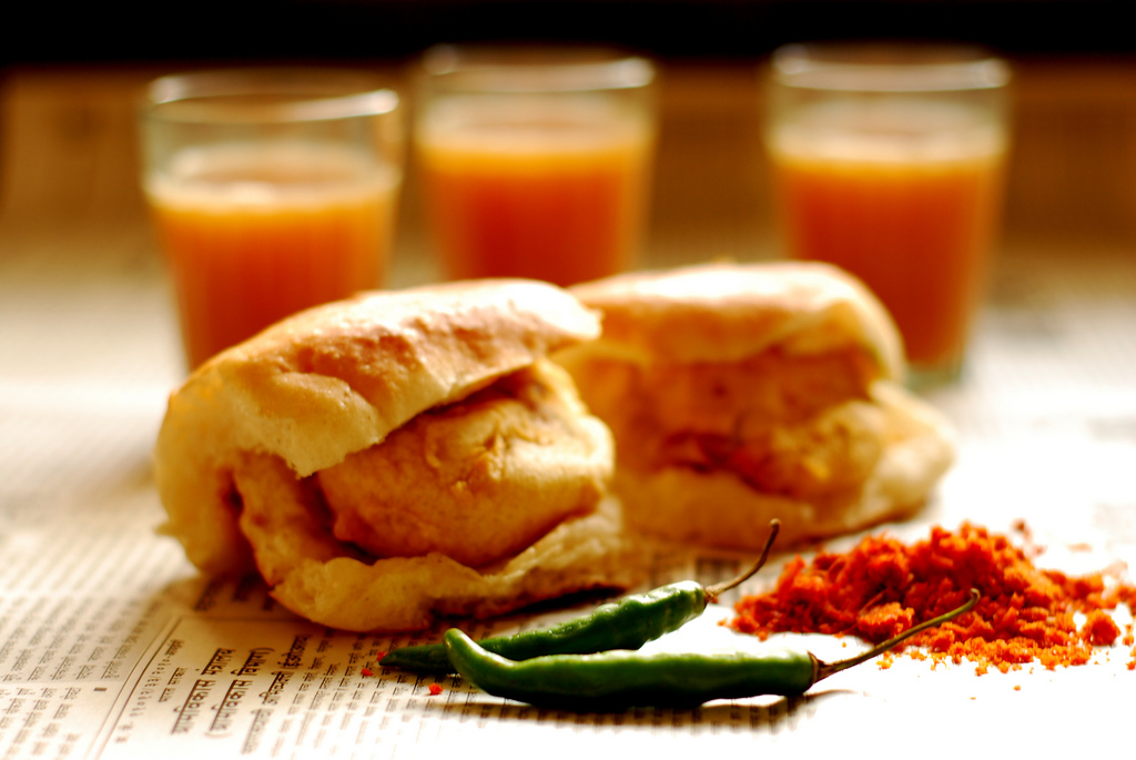 Street Food All The Way- Mumbai