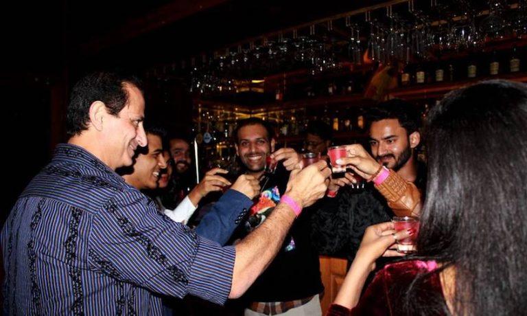 Pub Hopping In Delhi