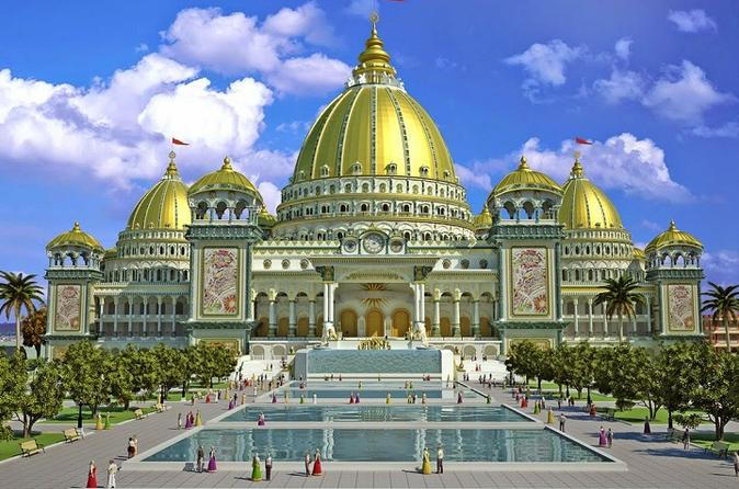 Private Full Day Trip To Mayapur With Guide
