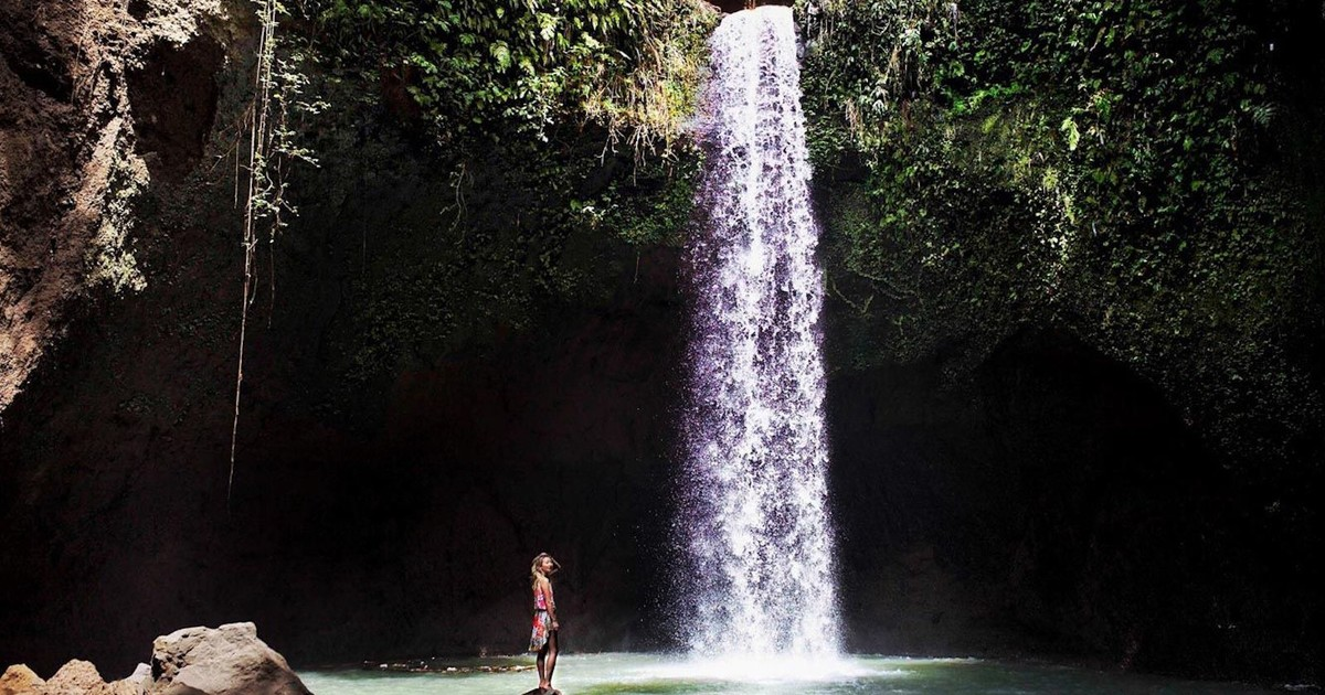 Amazing Waterfalls Tour: Ubud
