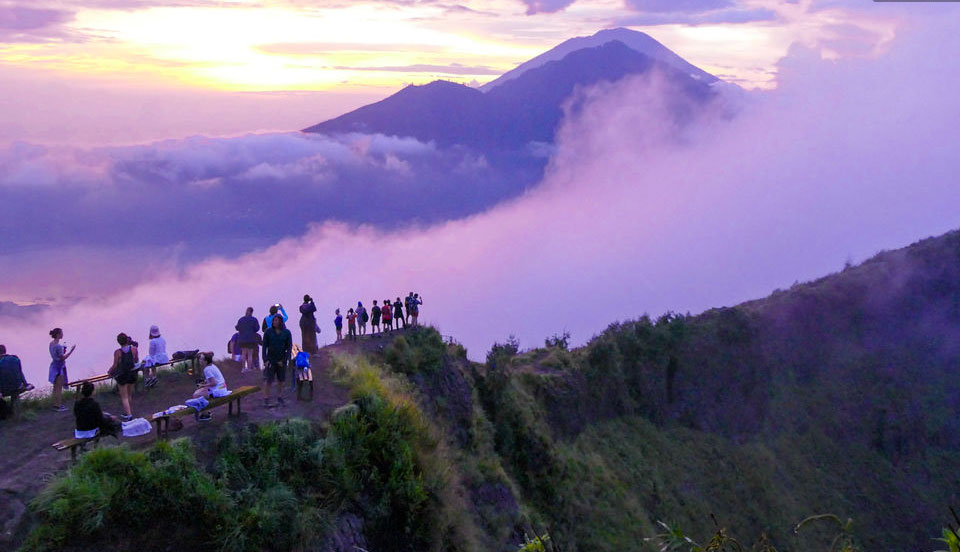 Mount Batur Sunrise Trek With Breakfast