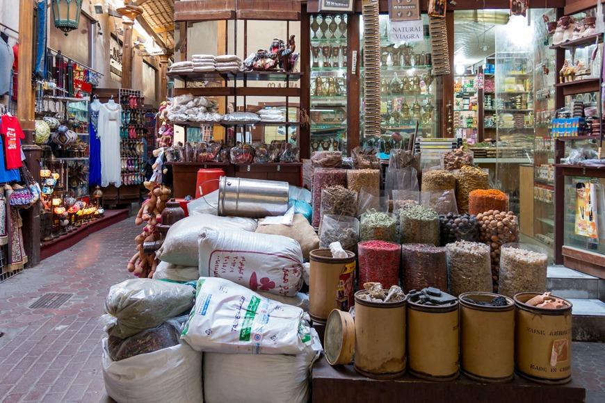 Spice Souk Of Dubai