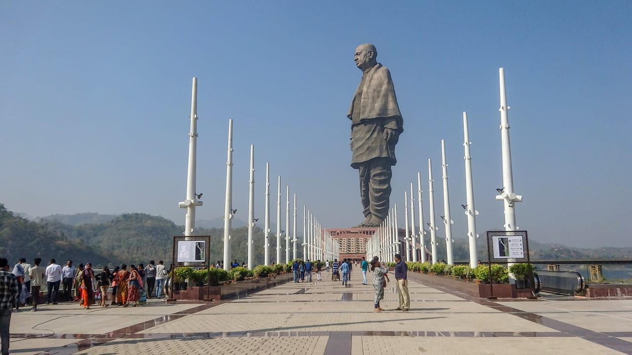 Statue of Unity Overnight Tour From Mumbai