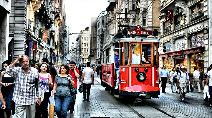Istanbul Half Day Walking Tour