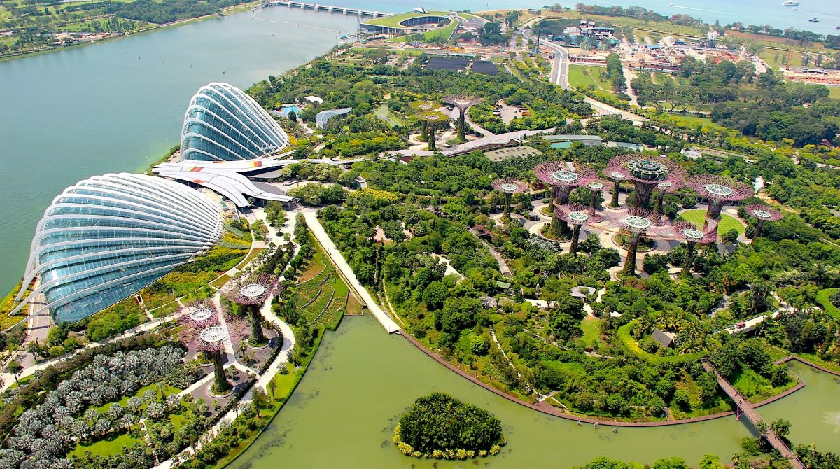 Singapore Welcome Tour