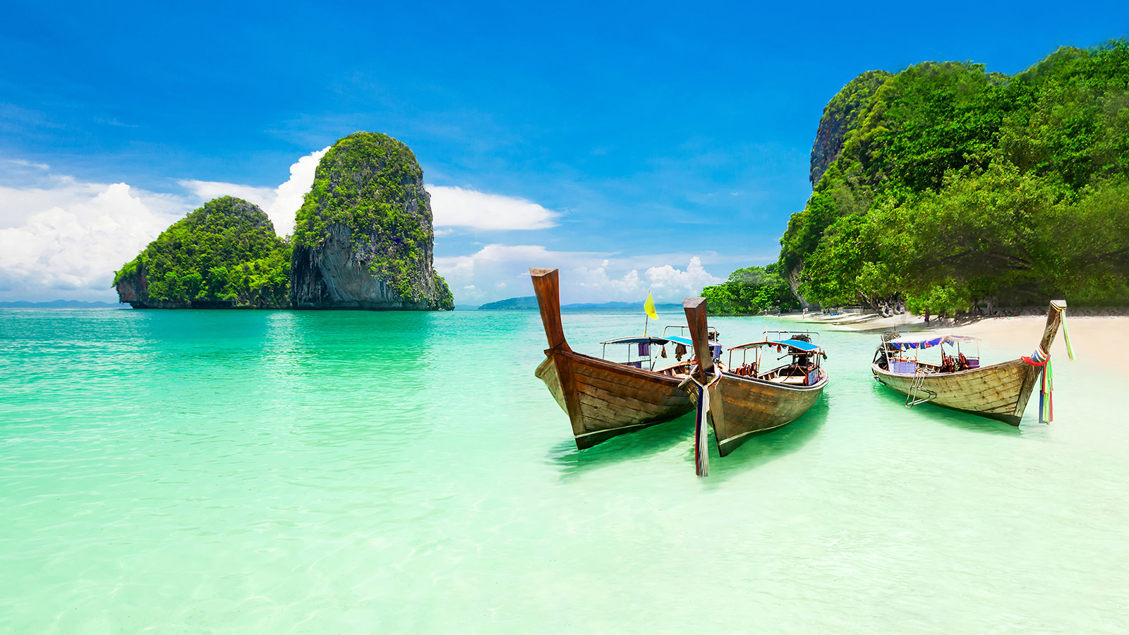 Island Hopping -Krabi