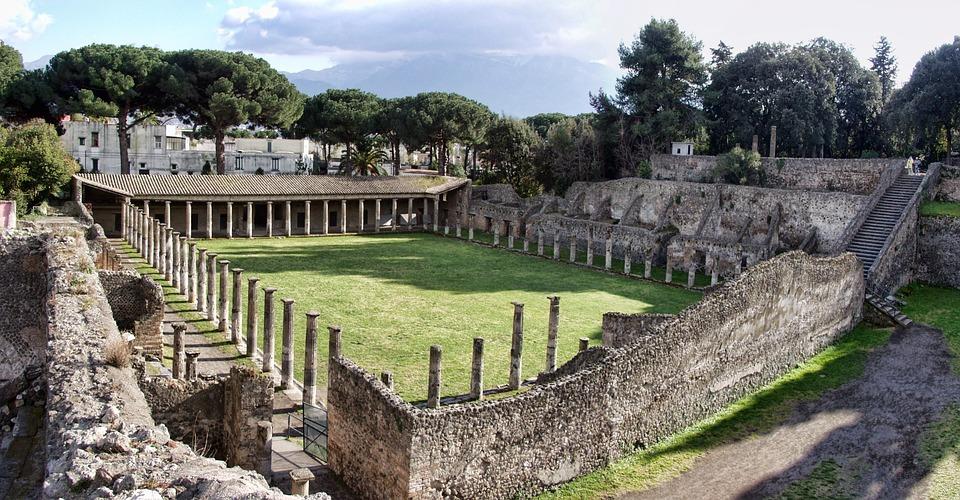 Pompeii And Mt. Vesuvius Day Trip