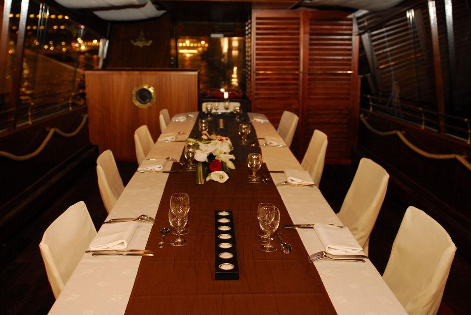 Paris Dinner Cruise on Seine River