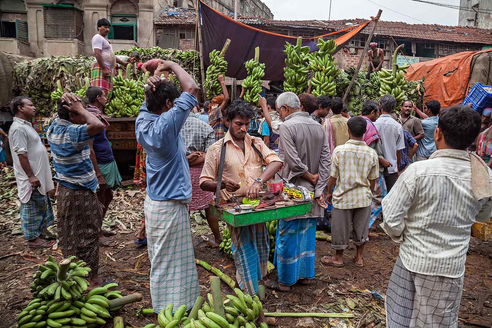 Morning Bazaar Walking Tour