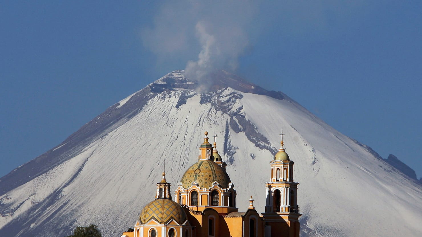 Puebla & Cholula Full-Day Tour From Mexico City