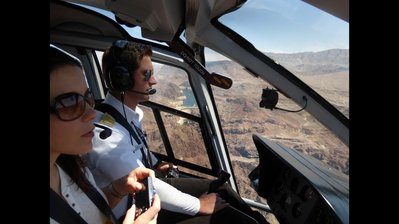 Grand Canyon-All American Helicopter Experience