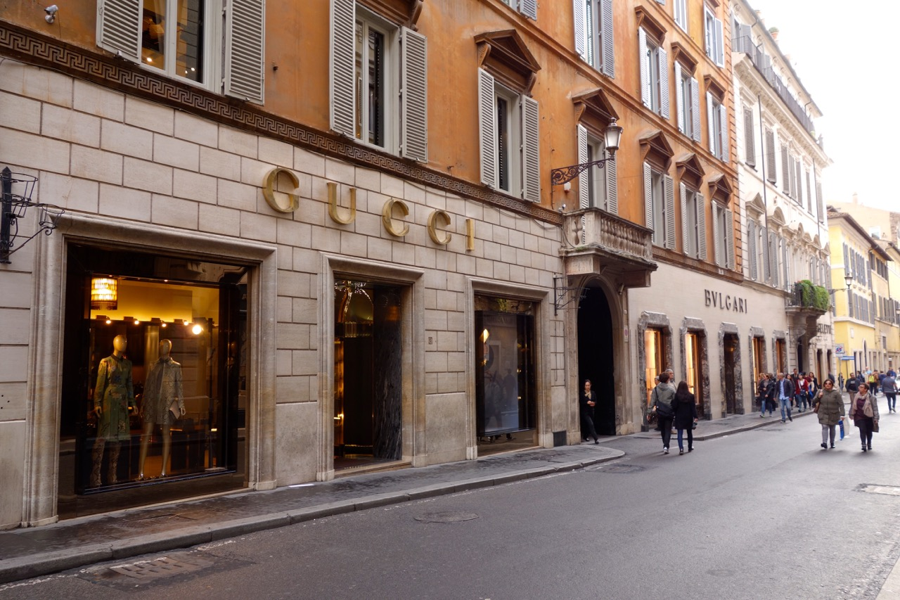 Best Of Rome Shopping
