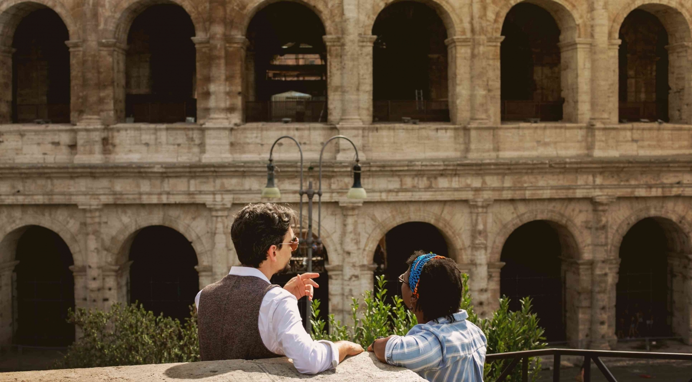 Rome For Literature Lovers