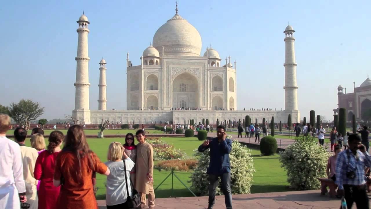 Same Day Agra Tour From Delhi