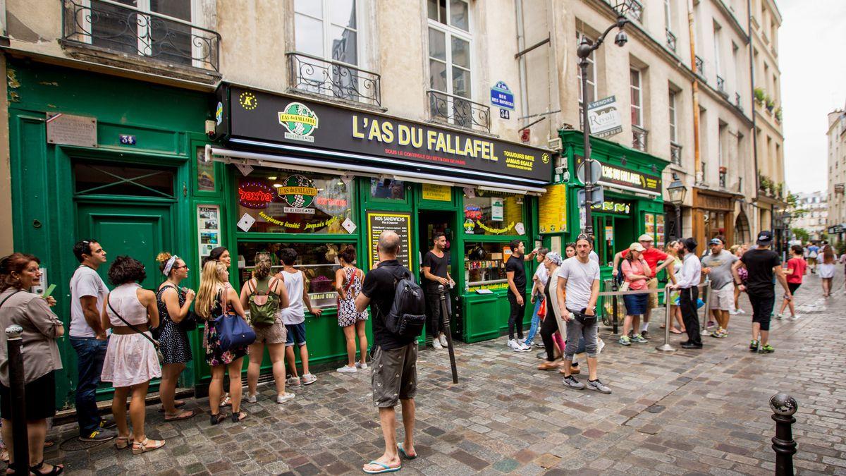 Tastes Of Paris:Le Marais Experience