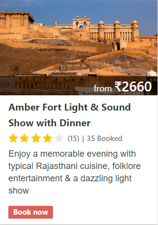 Amber-Fort-Light-Sound-Show-Jaipur-Activity
