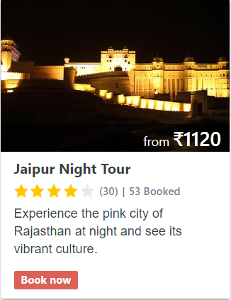 Jaipur-Night-Tour-Activity