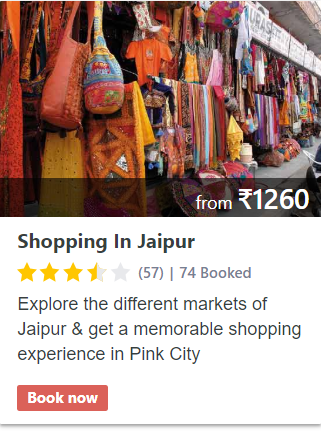 Jaipur-Shopping-Activity