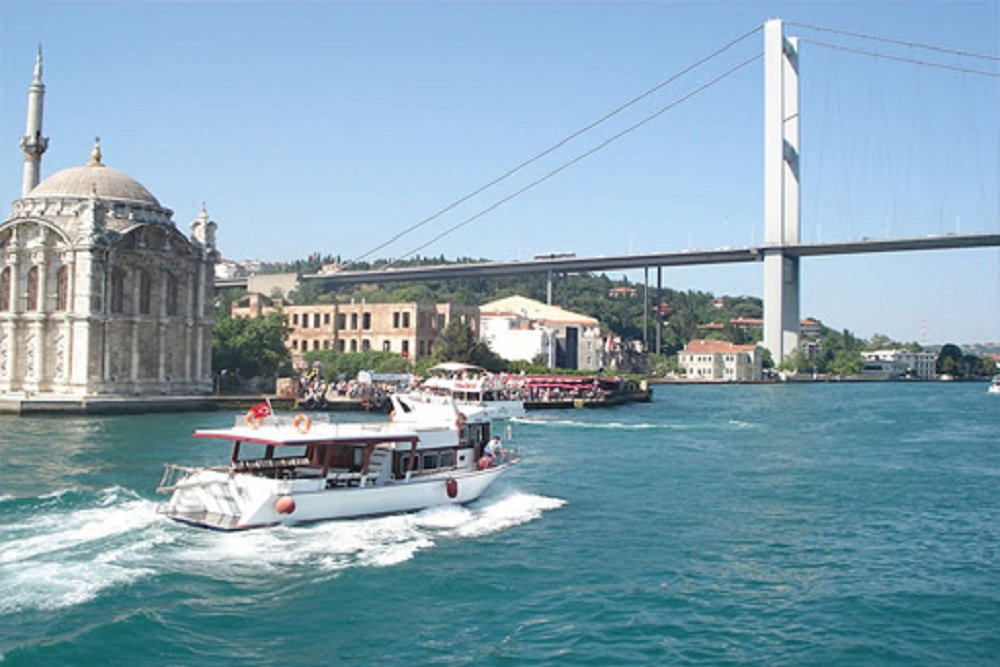 istanbul boat ride